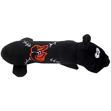 Pets First MLB Batimore Orioles Tube Toy