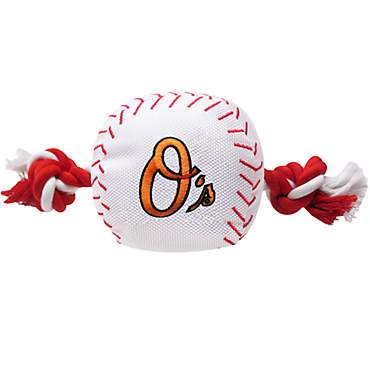 Pets First MLB Baltimore Orioles Baseball Toy