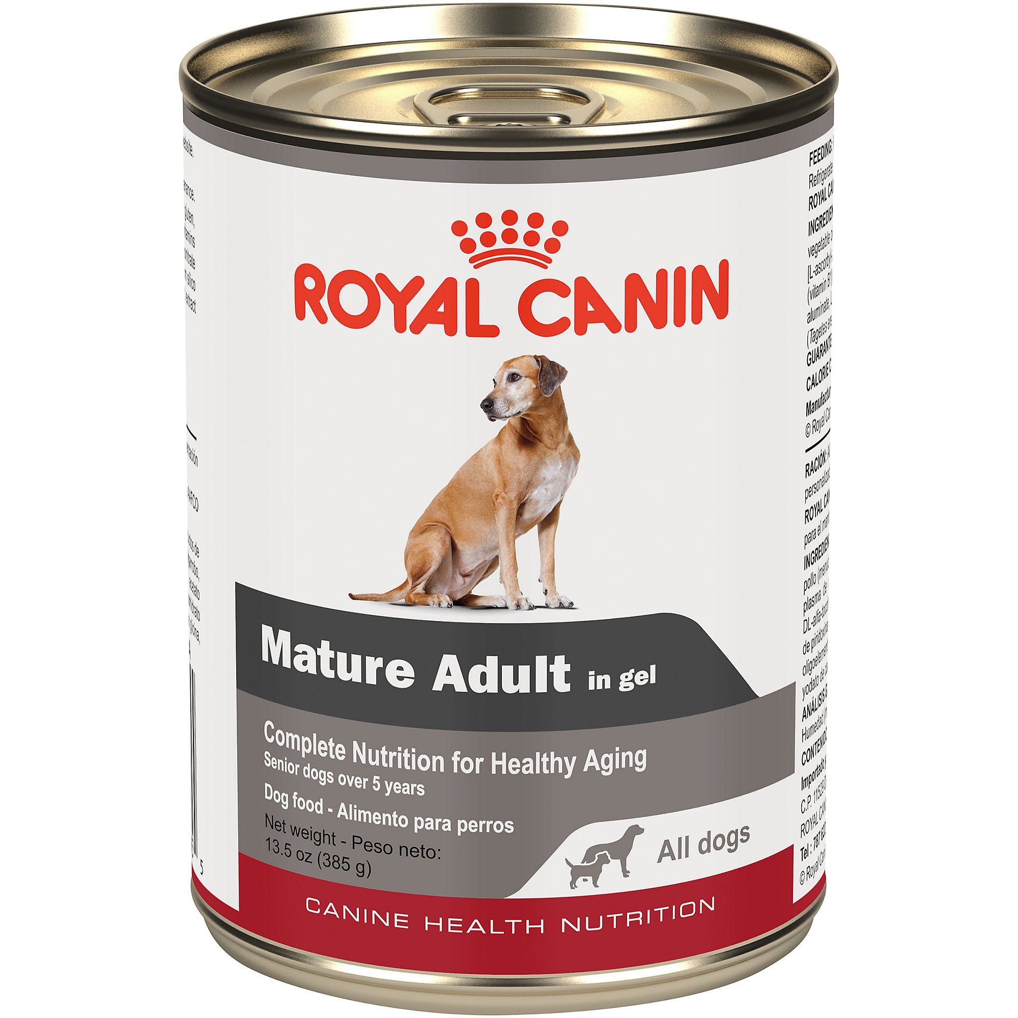 royal canin canine health nutrition senior canned dog food petco. Black Bedroom Furniture Sets. Home Design Ideas