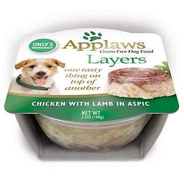 Applaws Limited Ingredient Layer Chicken with Lamb Natural Dog Food