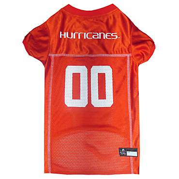 Pets First Miami Hurricanes Mesh Jersey