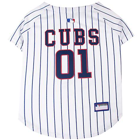 Pets First Chicago Cubs MLB Mesh Jersey