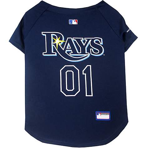 Pets First Tampa Bay Rays MLB Mesh Jersey