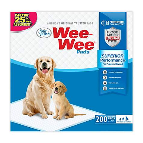 Wee-Wee Potty Pads