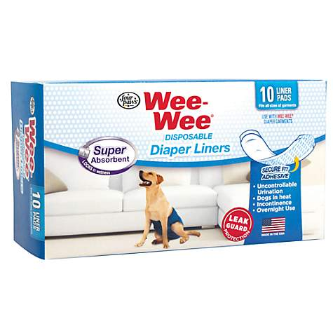 Wee-Wee Disposable Diaper Super Absorbent Liners