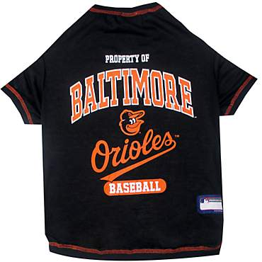 Pets First Baltimore Orioles T-Shirt
