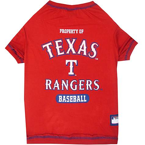 Pets First Texas Rangers T-Shirt