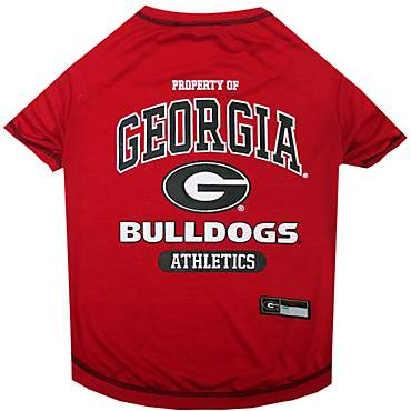 Pets First Georgia Bulldogs T-Shirt