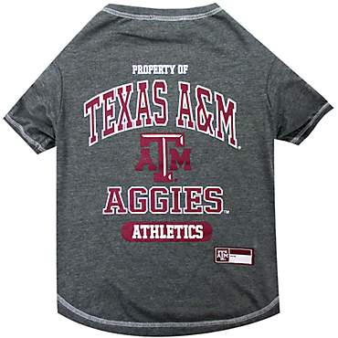 Pets First Texas A&M Aggies T-Shirt