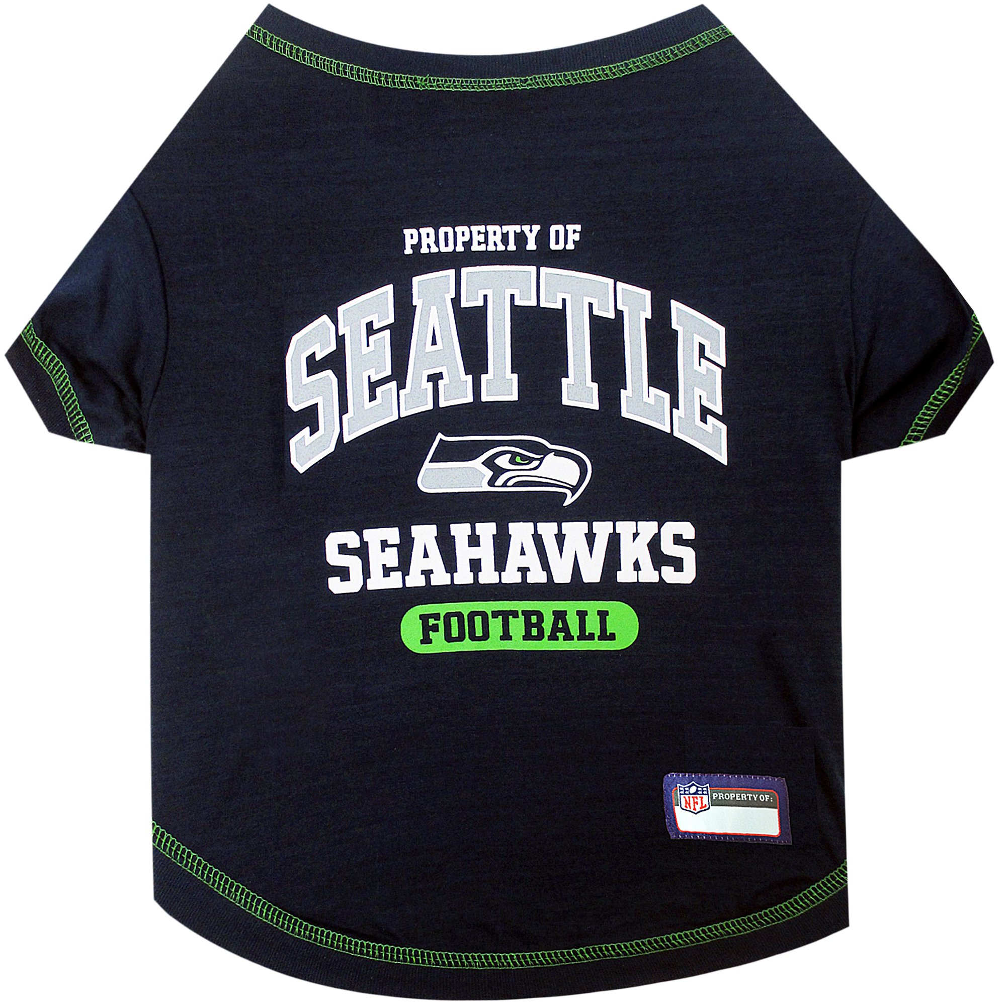 Pets First Seattle Seahawks T-Shirt  6b7776e32