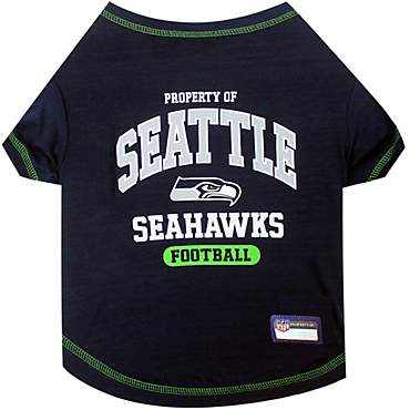 Pets First Seattle Seahawks T-Shirt