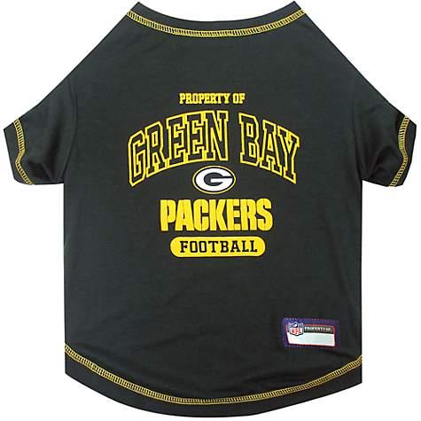 9d84c9048 Pets First Green Bay Packers T-Shirt