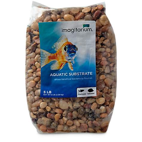 Imagitarium Shallow Creek Aquarium Gravel