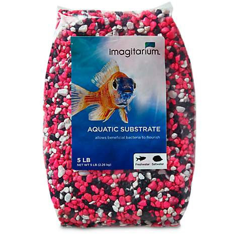 Imagitarium Couture Mix Aquarium Gravel