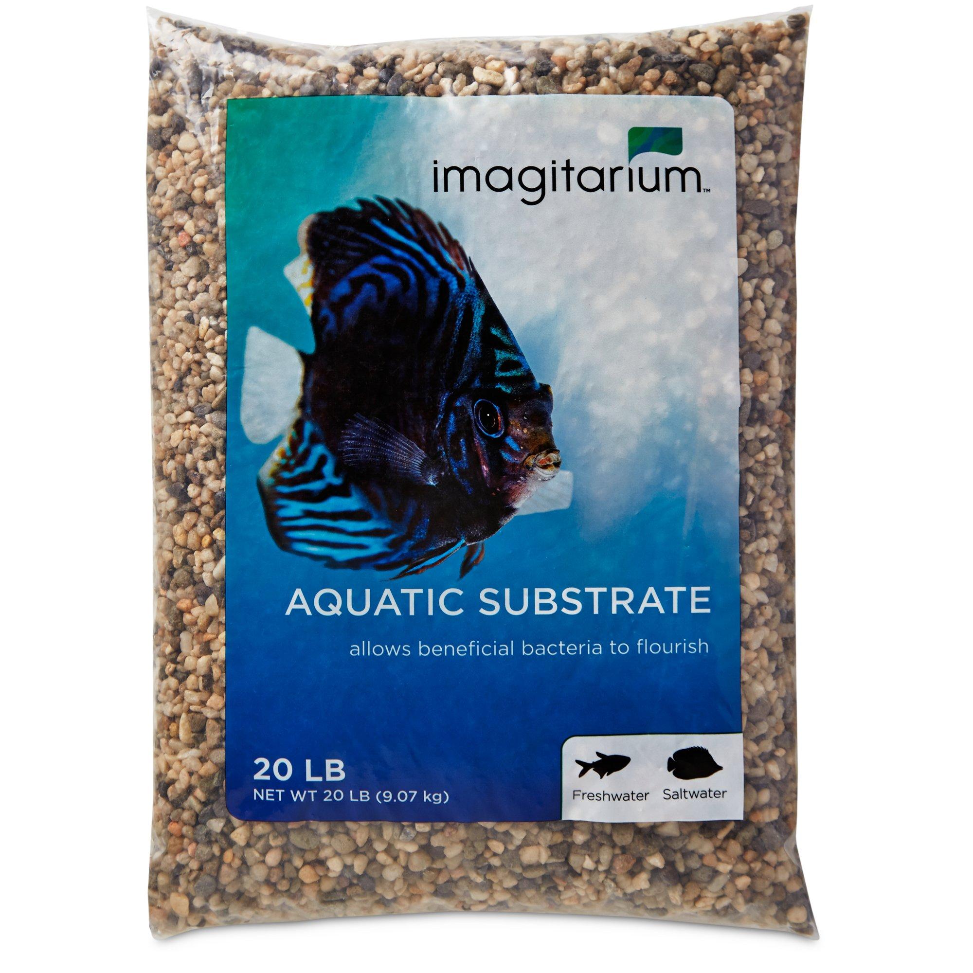 Fish price for aquarium in india - Imagitarium Nutmeg Aquarium Gravel