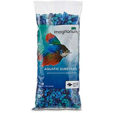 Imagitarium Blue Jean Aquarium Gravel