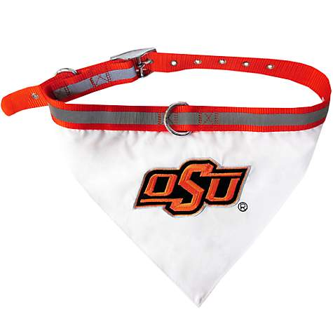 Pets First Oklahoma State Cowboys Collar Bandana