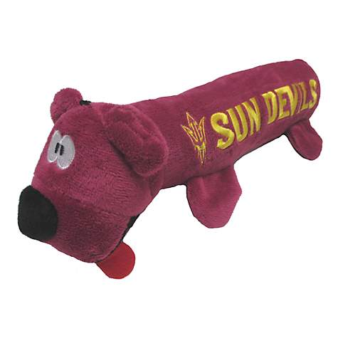 Pets First Arizona State Sun Devils Tube Toy
