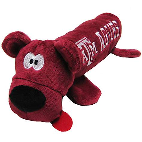 Pets First Texas A&M Aggies Tube Toy