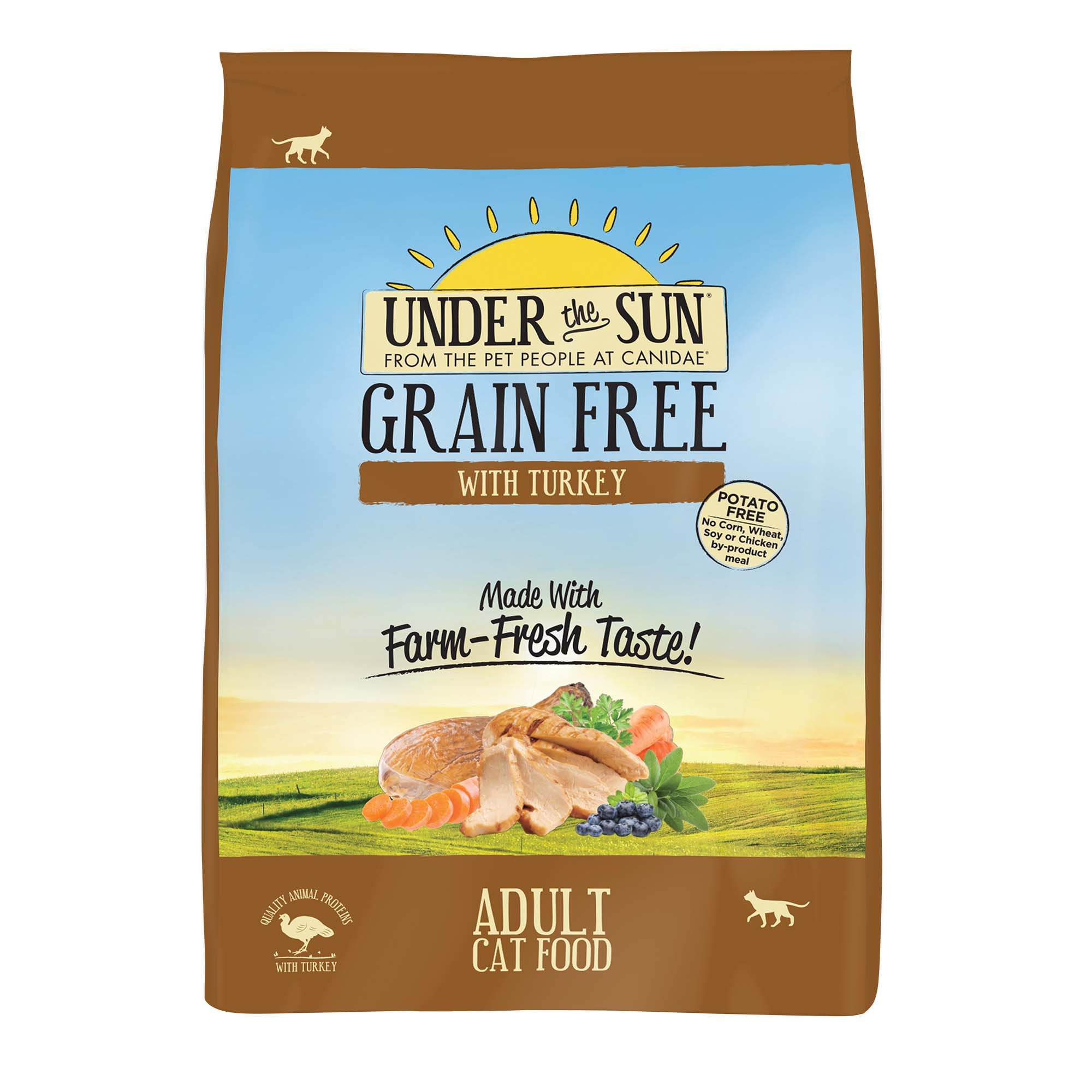 Under The Sun Wet Dog Food
