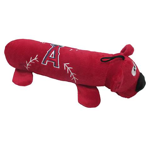 Pets First MLB Los Angeles Angels Tube Toy