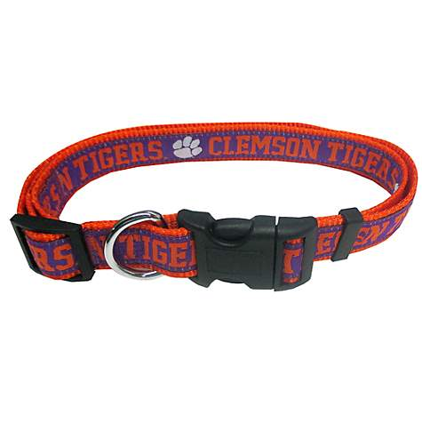Pets First Clemson Tigers Collar
