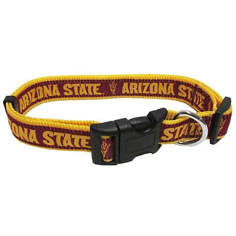 Pets First Arizona State Sun Devils NCAA Dog Collar, Small