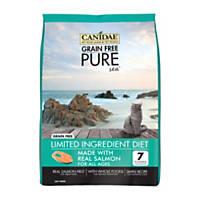 CANIDAE Grain Free PURE Sea Adult Fresh Salmon Cat Food