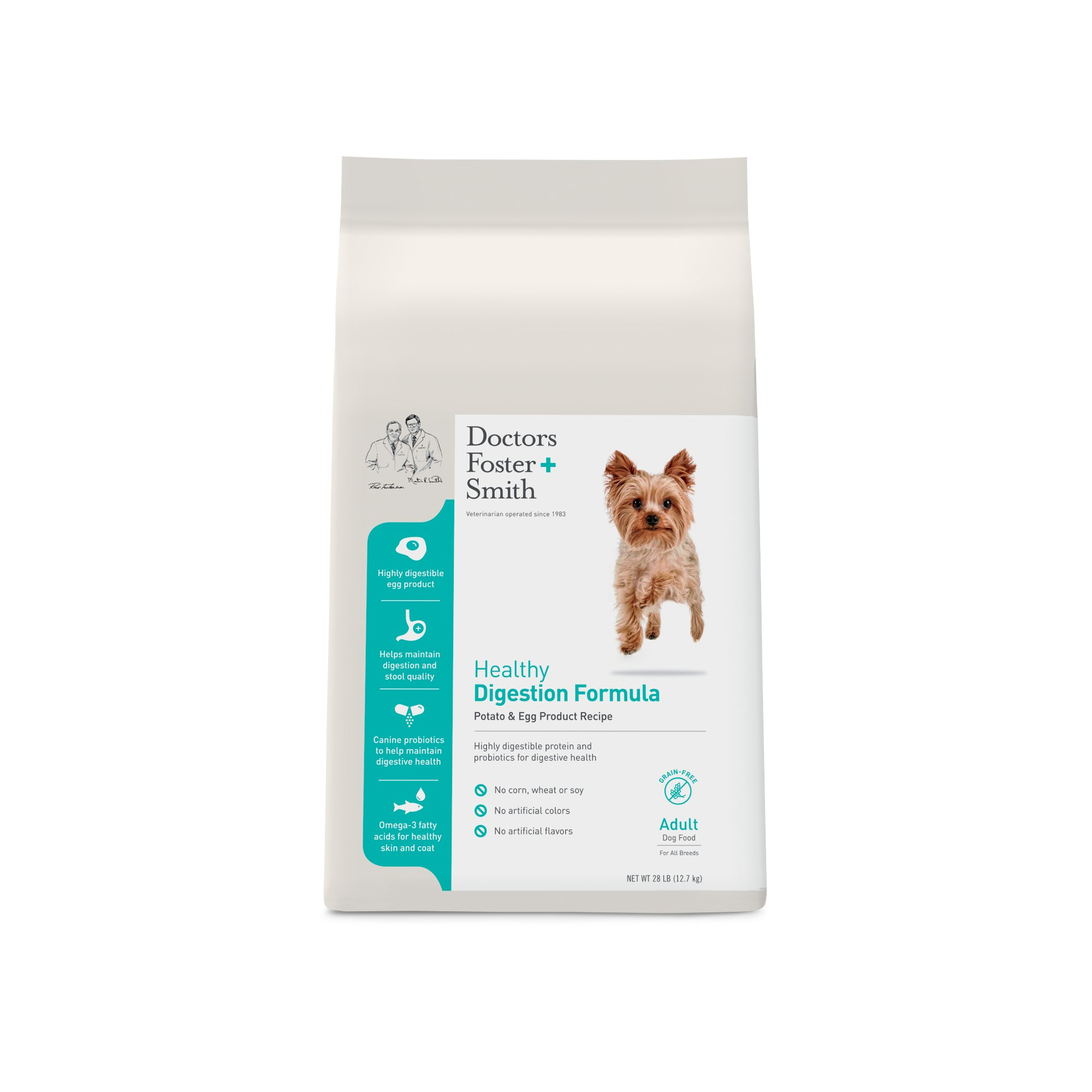 Drs Foster And Smith Healthy Digestion Dog Food