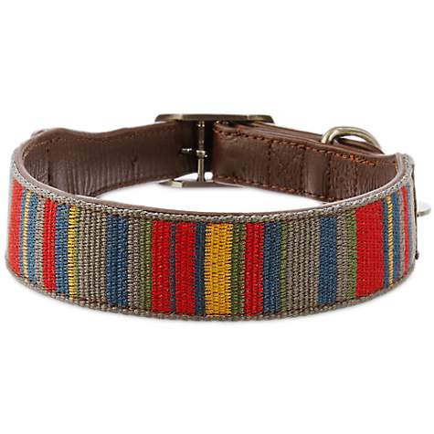 Bond & Co. Multi Stripe Collar