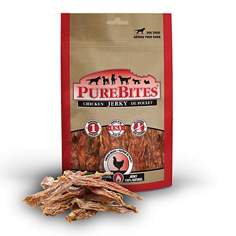 PureBites Chicken Jerky Mid Size Dog Treats