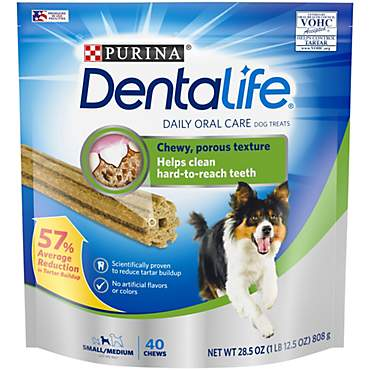 DentaLife Daily Oral Care Small/Medium Dog Treats