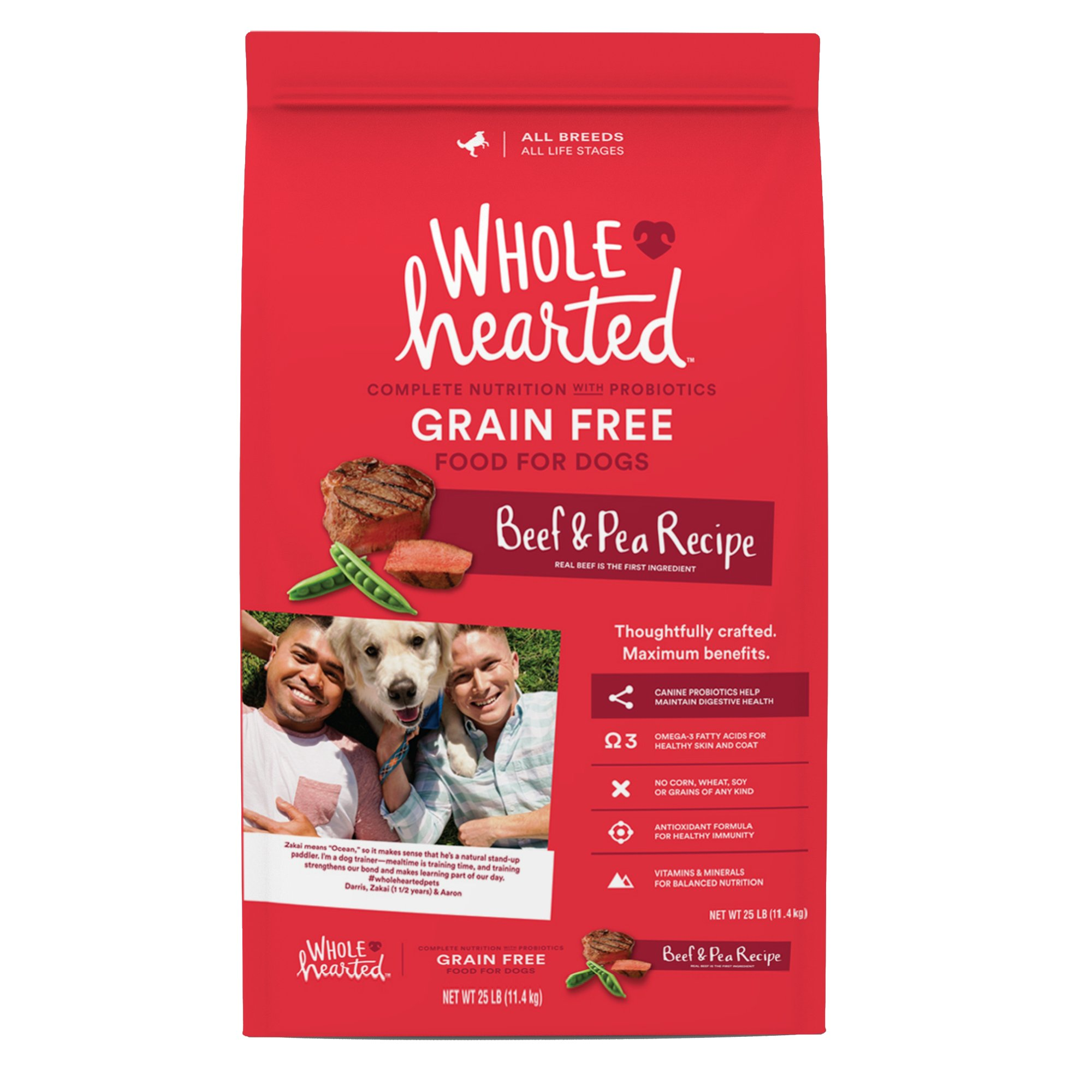dog food with probiotic