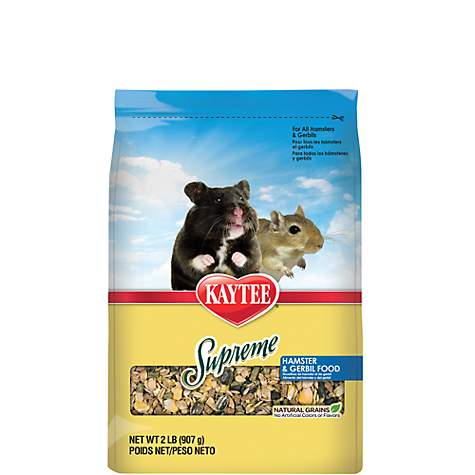 Kaytee Supreme Daily Blend Hamster & Gerbil Mix