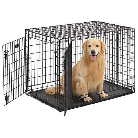 Midwest Ultima Pro Double Door Dog Crate Petco
