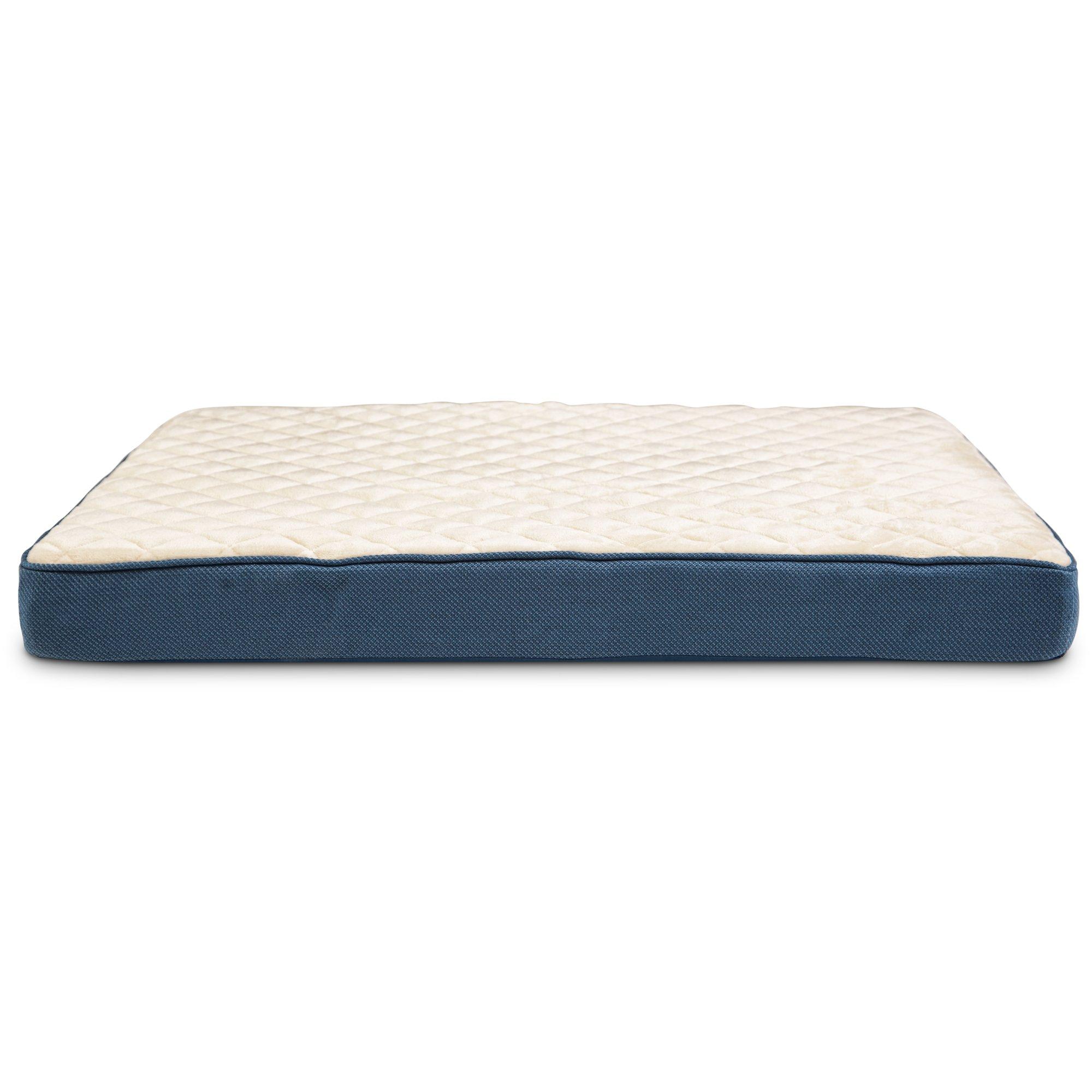 sml removable dog deluxe grey en bed sleepy tweed cover