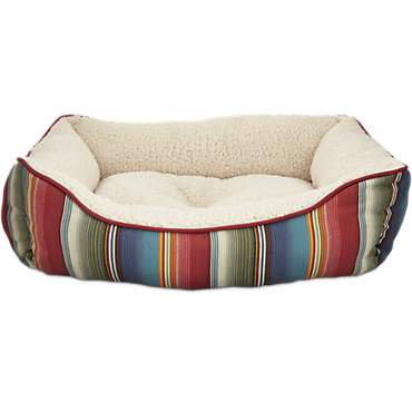 Harmony Serape Dog Bed