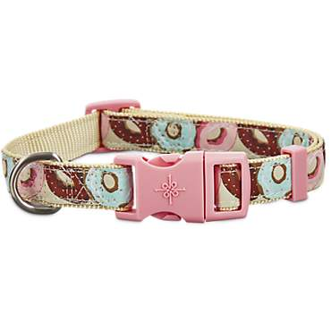 Good2Go Donut Print Dog Collar