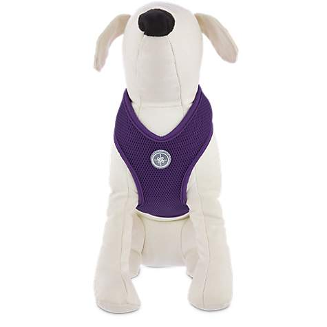 Good2Go Plum Mesh Dog Harness  bbf5b6736