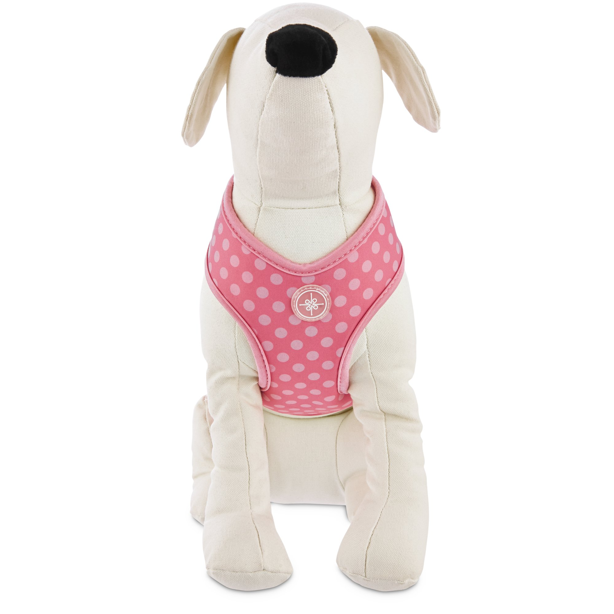 Good2Go Pink Polka Dot Dog Harness 13cd5d504