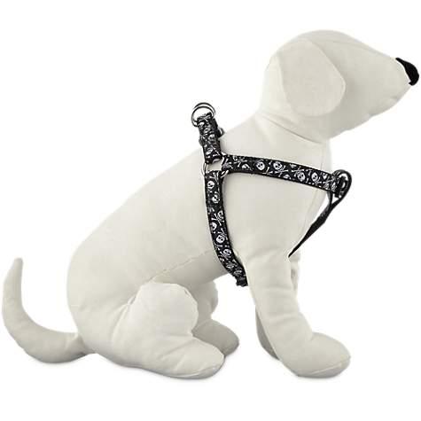 Good2go Black Skull Print Step In Dog Harness Petco
