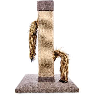 You & Me Scratcher Post for Cats