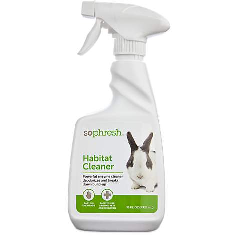 Small Animal Habitat Cleaner