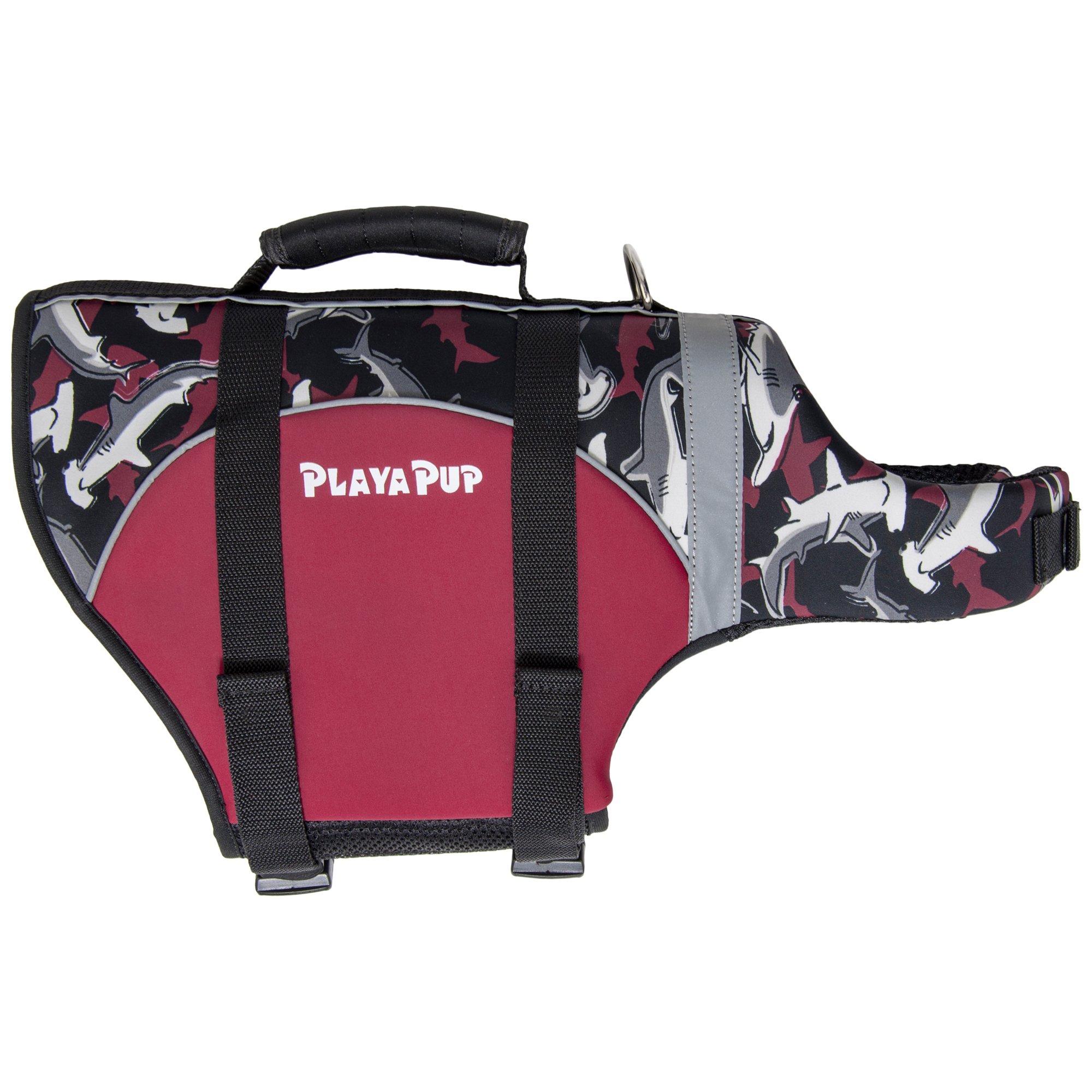 Playa Pup Reef Red Dog Flotation Vest