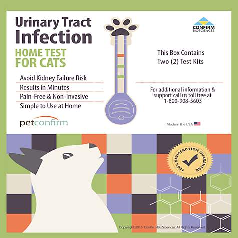PetConfirm Cat UTI Test Kit
