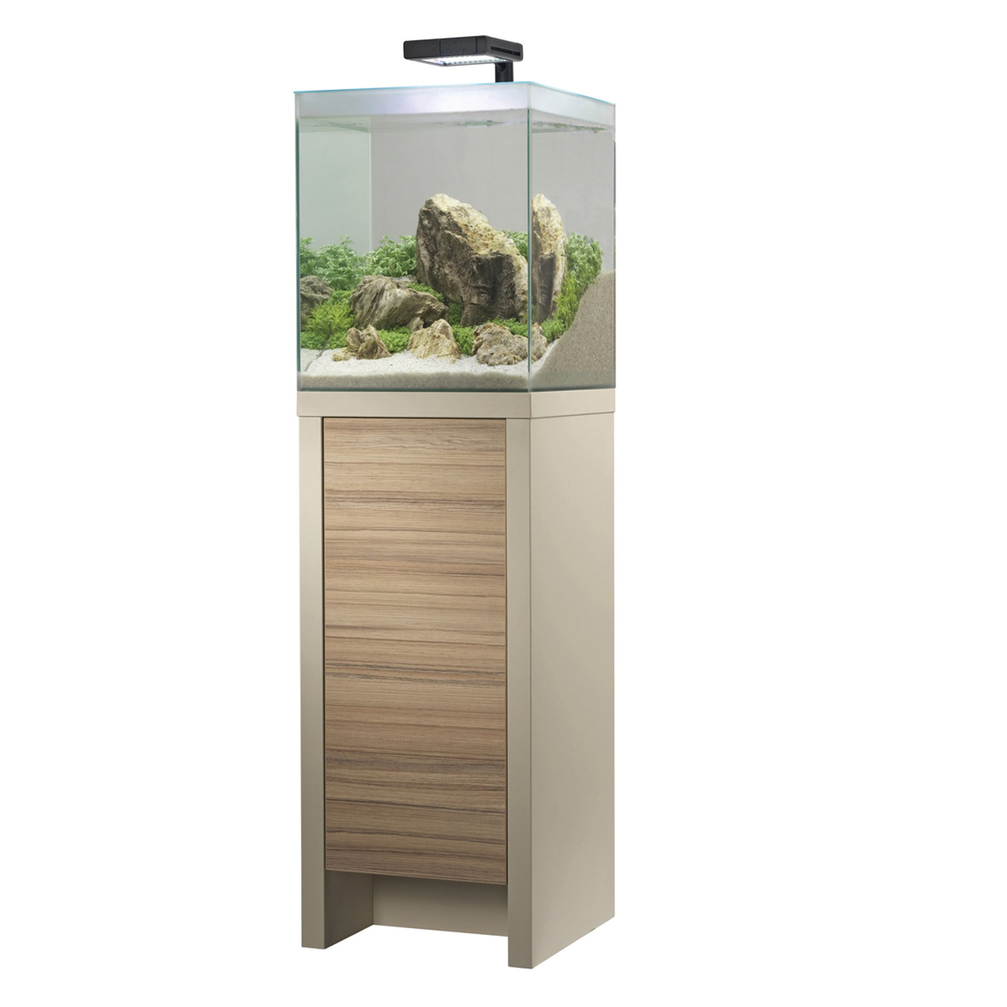 Fluval freshwater f35 aquarium set petco - Meuble pour aquarium 60l ...