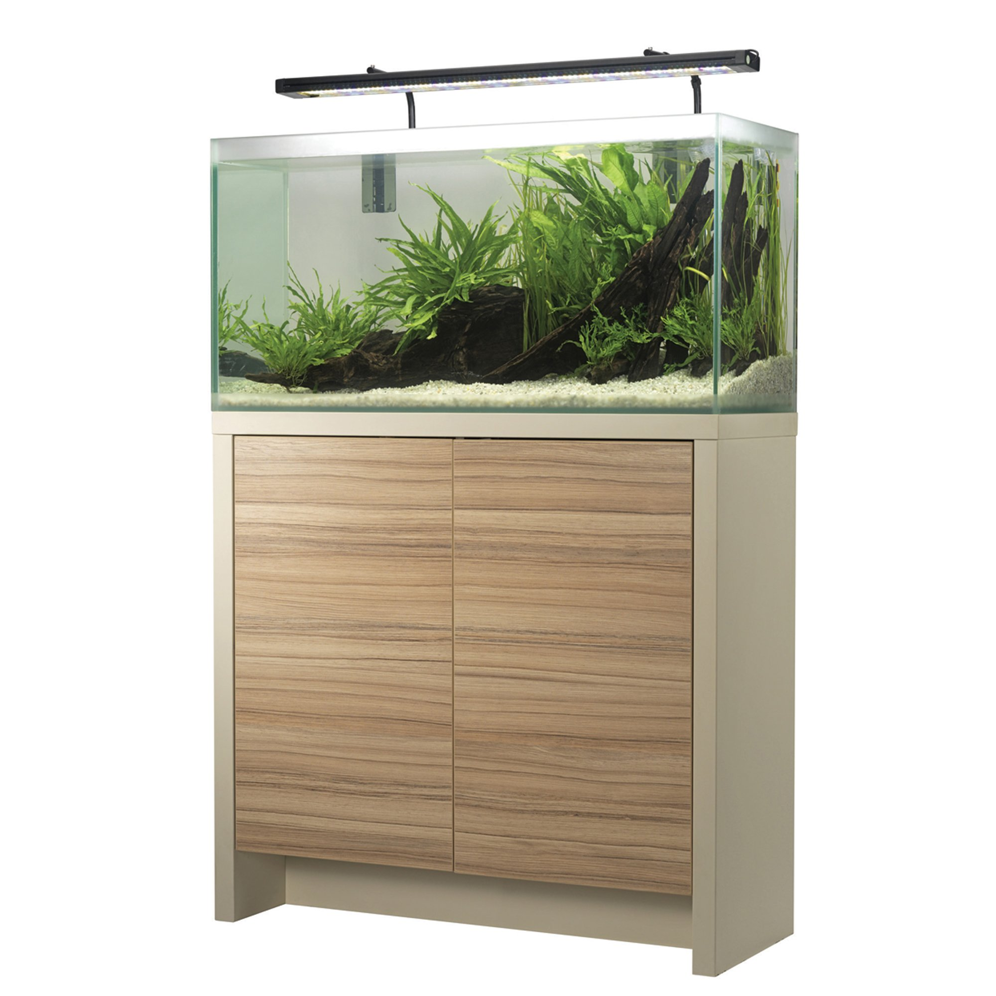 Fluval Freshwater F90 Aquarium Set 34 Gallon Petco