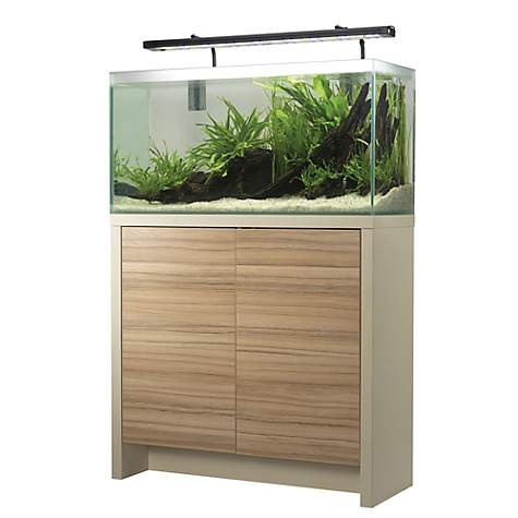 Fluval Freshwater F90 Aquarium Set, 34 gallon