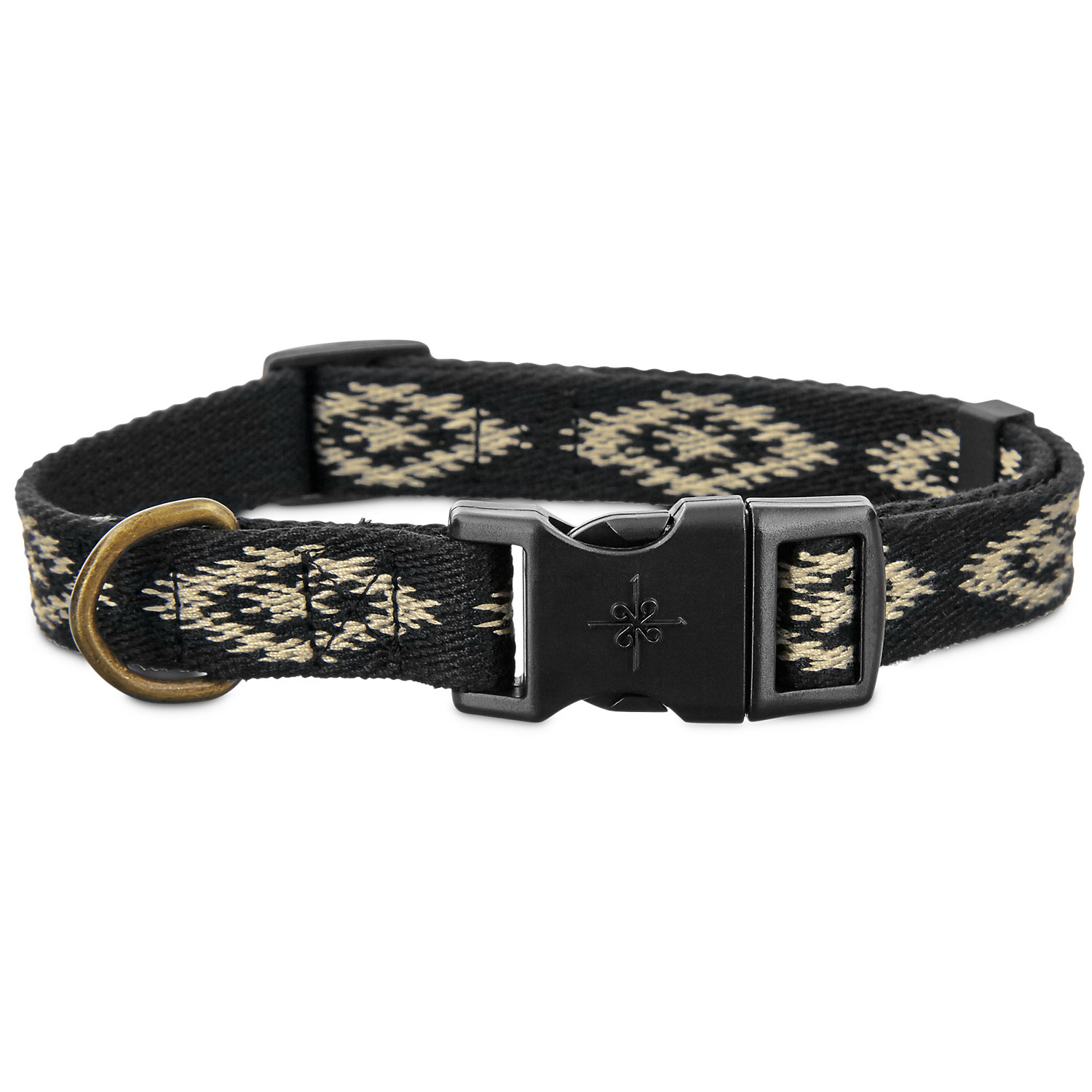 Good2go Black Aztec Dog Collar