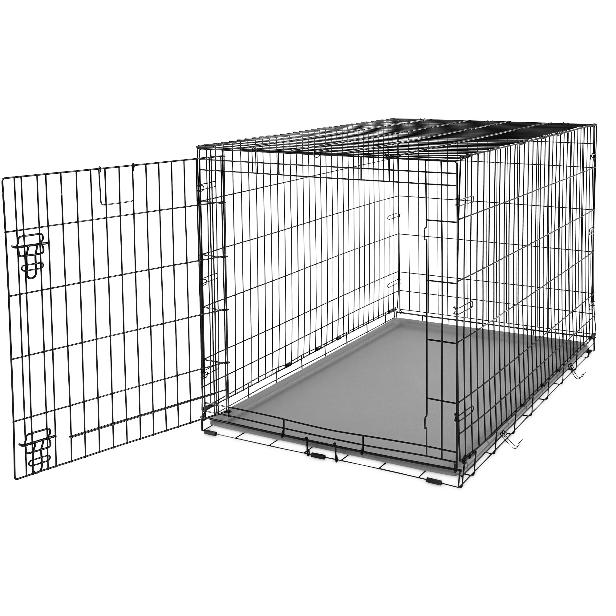 You & Me 1-Door Folding Dog Crate | Petco